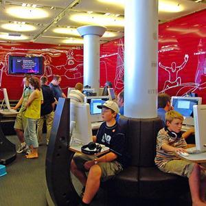 Интернет-кафе Коксового
