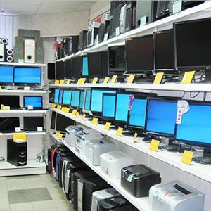 Компьютерные магазины Коксового