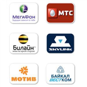 Операторы сотовой связи Коксового