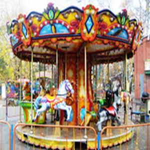 Парки культуры и отдыха Коксового