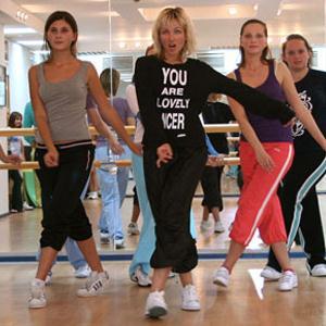Школы танцев Коксового