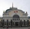 Железнодорожные вокзалы в Коксовом