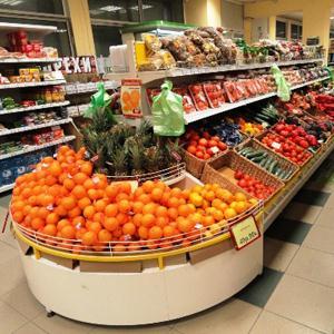 Супермаркеты Коксового