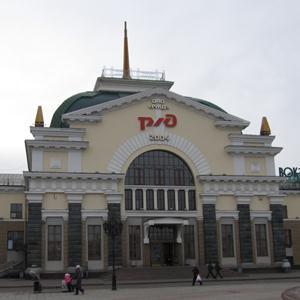 Железнодорожные вокзалы Коксового